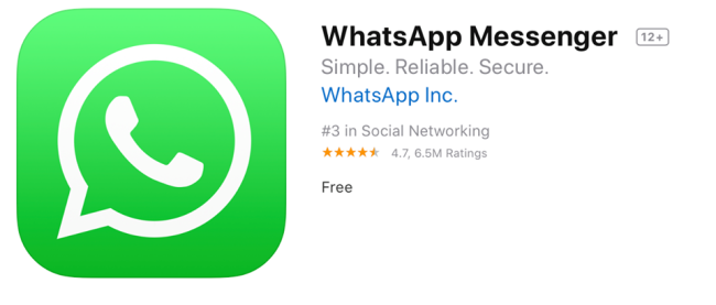 South African police urge report of new Whatsapp scam